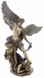 Archangel Michael Statues | Crystal Life Technology, Inc.