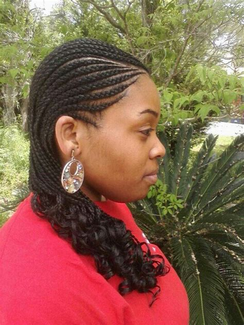 Cornrow Front Hairstyles by 10 Best Layered Cornrows Images On Braid Hair