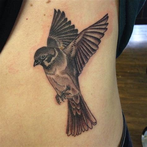 sparrow tattoos designs ideas  meaning tattoos
