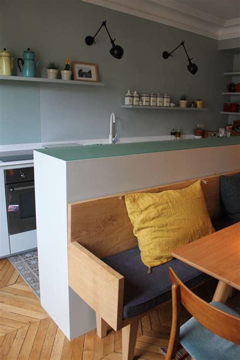 plan de travail separation cuisine sejour plan de travail separation cuisine sejour cuisine design