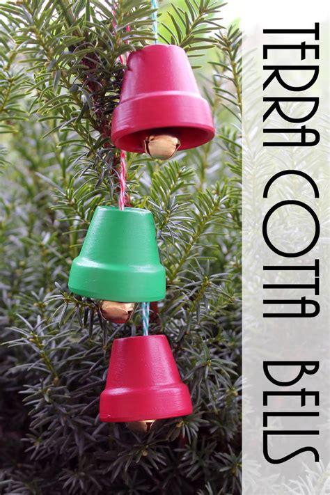 terra cotta bells diy christmas ornaments favecraftscom