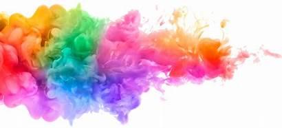 Watercolor Paint Colorful Ink Energetic Splash Acuarela
