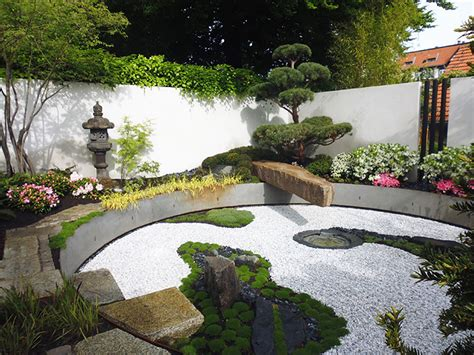 Japanische Zen Gärten by Japanischer Garten Garten Japanische