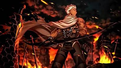 Fate Archer Stay Unlimited Blade Night Works
