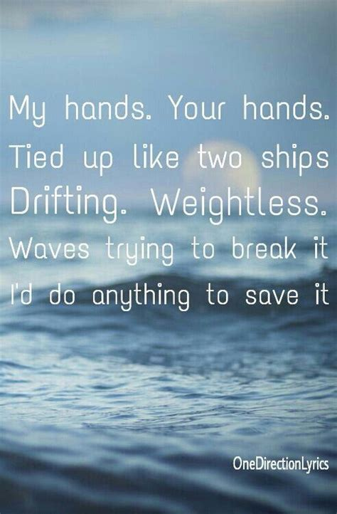 direction song quotes images  pinterest