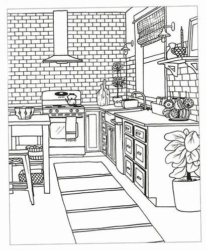 Coloring Adult Colouring Creative Decorate Books Printable