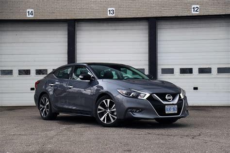 nissan platinum 2016 review 2016 nissan maxima platinum canadian auto review