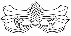 free printable mask coloring pages for kids With free printable mardi gras mask templates