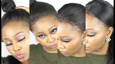 How To Style A Lace Frontal 14+ Hairstyles