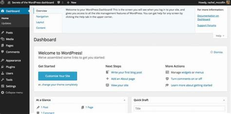 The Power User's Ultimate Guide To The Wordpress Admin
