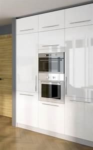 Küche Grau Weiß : hochschrank k che wei ~ Michelbontemps.com Haus und Dekorationen