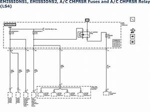 2006 Chevy Uplander Radio Wiring Diagram