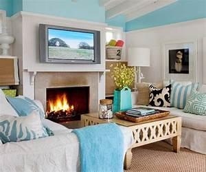 Farbbeispiele Für Wände : 1001 wandfarben ideen f r eine dramatische wohnzimmer gestaltung ~ Sanjose-hotels-ca.com Haus und Dekorationen