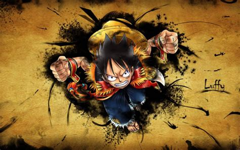 One Piece Luffy Wallpaper High Quality High Definition