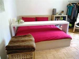 Bilder über Bett : bett tisch modelle 41 super coole bilder ~ Watch28wear.com Haus und Dekorationen