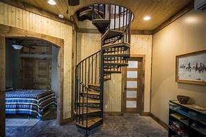 A, Complete, Spiral, Stair, Design, Showcase