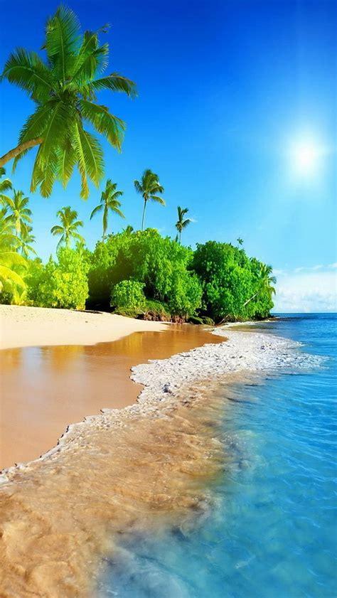 tropical island iphone  wallpaper iphone