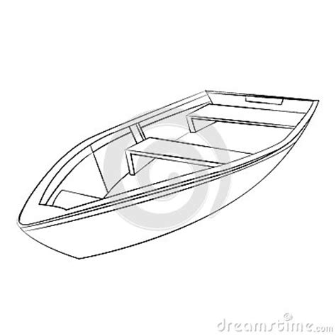 boat stock vector image