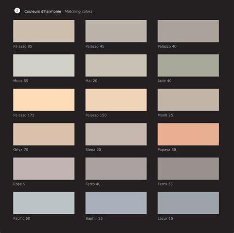 repeindre une chambre en 2 couleurs harmonie couleur taupe palzon com