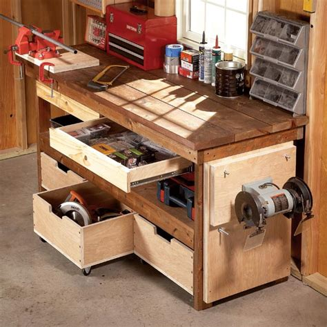 diy workbenches  woodworking