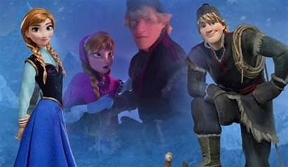 Kristoff Anna Frozen Disney Princess Characters Fanpop
