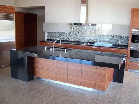 gorgeous absolute black granite kitchen artisangroup s