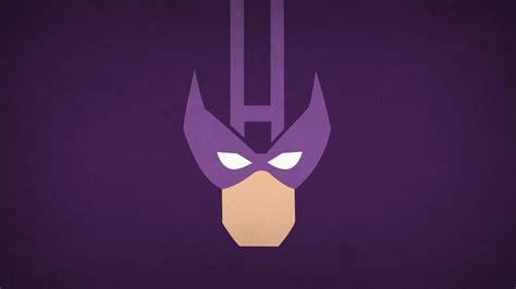 Minimalism Simple Background Hawkeye Marvel Comics Vs