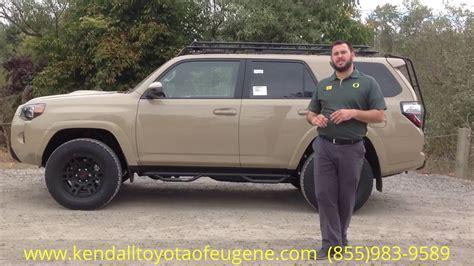2016 Toyota 4RUNNER TRD PRO Quicksand   YouTube