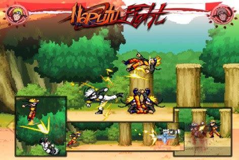 anime fight naruto edition apk скачать naruto fight shadow blade 0 8 2 для android