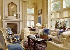 Living Room: inspiring traditional living rooms Elegant ...