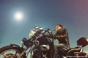 Motorcycle Lifestyles  U2013 Biker Man