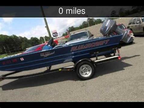 Alumacraft Boats Arkansas by 2009 Alumacraft Classic 165 Cs Mercury 50 Hp Outboard