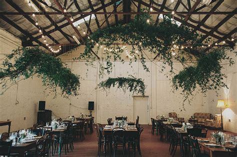 australian industrial wedding venues hooray mag