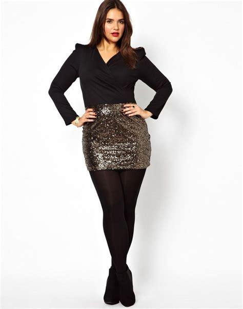 Beautiful Plus Size Nye Fashion Clothes Plus Size