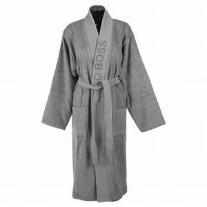 Hugo Boss Bademantel : buy hugo boss bathrobe concrete amara ~ A.2002-acura-tl-radio.info Haus und Dekorationen
