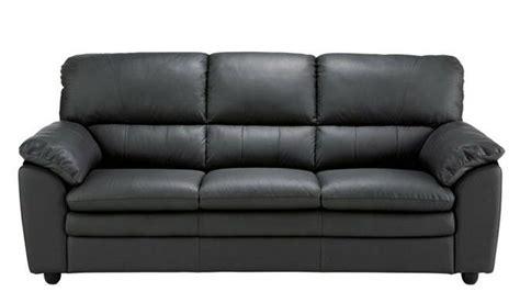 canapé cuir but canapé but canapé 3 places liena cuir noir iziva com