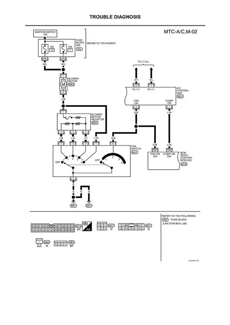 wiring diagram chevy silverado blower motor resistor