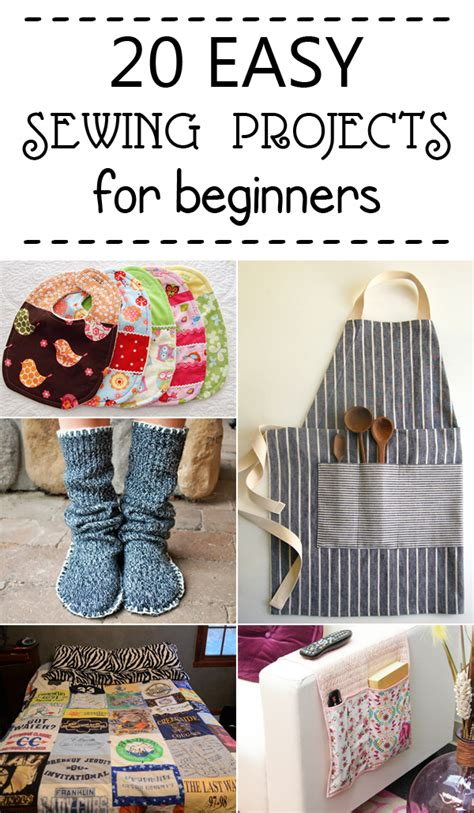 easy sewing projects  beginners resouri