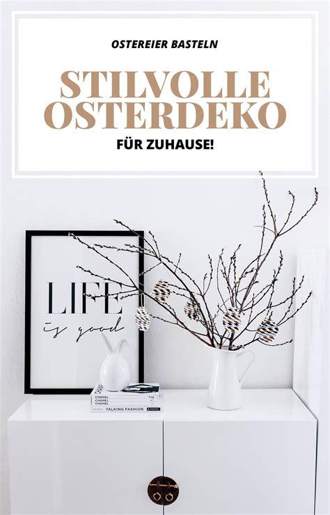 Bastelideen Ostern Diy Draht Osterhasen Fuer Stilvolle Und Moderne Osterdeko by Ostereier Basteln Einfache Und Stilvolle Osterdeko F 252 R