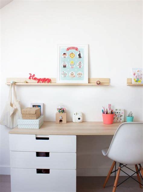 bureau pour chambre bureau pour enfant ikea stuva chambre de tanuki