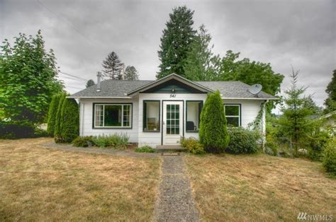 Little Two Bedroom Cottage in Mccleary, WA (For Sale!)