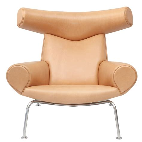 hans wegner ox chair at 1stdibs
