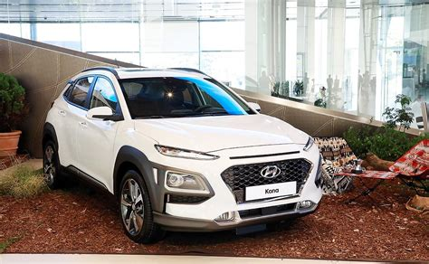 Hyundai Kona 2019 Wallpapers by 2019 Hyundai Kona Ev Engine Wallpaper Autoweik