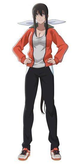anime hanebado sinopsis revelan imagen promocional y fecha de estreno anime