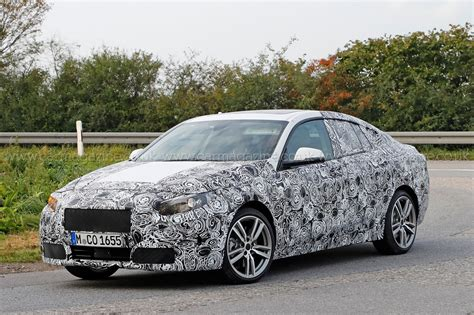 bmw  series  door gran coupe snapped car magazine
