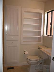 Recessed Cabinets Between The Studs  I Don U0026 39 T Know Why More