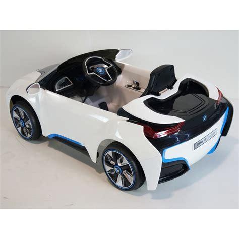 Licensed Bmw I8 Concept 12v Kids Ride On Power Wheels