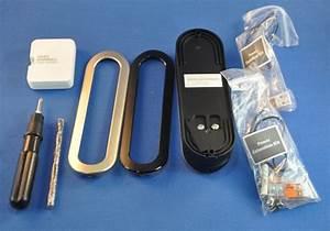 Wisenet Smartcam D1 Video Doorbell Review  U2013 The Gadgeteer