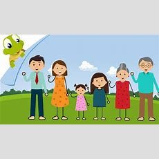 I Love My Family Song For Kids Youtube