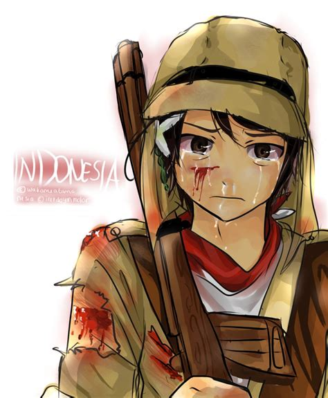 Anime Indonesia Com Indonesia Axis Powers Hetalia Image 1101684